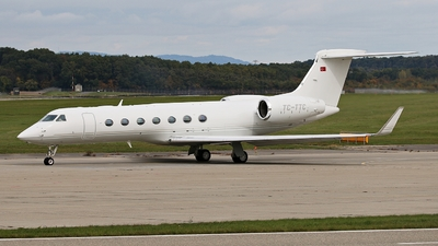 TC-TTC - Gulfstream G550 - Private