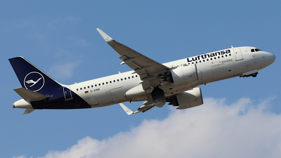 A picture of DAINR - Airbus A320271N - Lufthansa - © ms spot