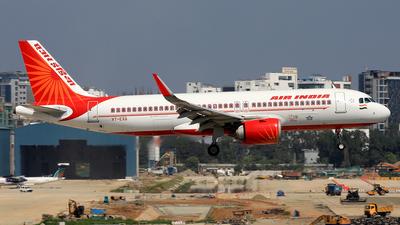 VT-EXQ - Airbus A320-251N - Air India