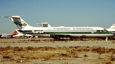 N944F - McDonnell Douglas DC-9-33(F) - Evergreen International Airlines