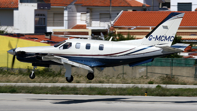 G-MCMC - Socata TBM-700 - Private
