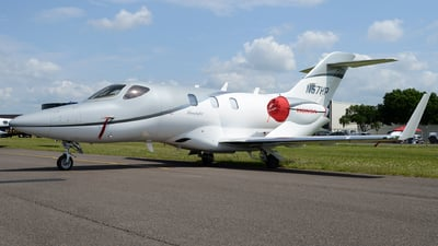 N57HP - Honda HA-420 HondaJet - Private
