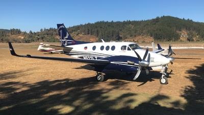 N522LT - Beechcraft C90GTx King Air - Private