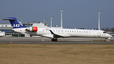 OY-KFD - Bombardier CRJ-900 - Scandinavian Airlines (Cimber)