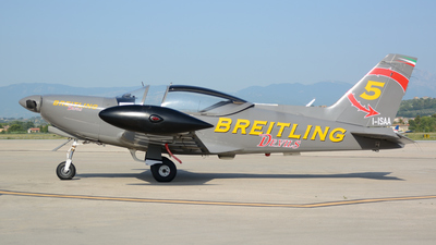 I-ISAA - SIAI-Marchetti SF260D - Breitling Devils