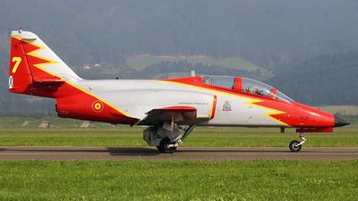 E.25-38 - CASA C-101EB Aviojet - Spain - Air Force