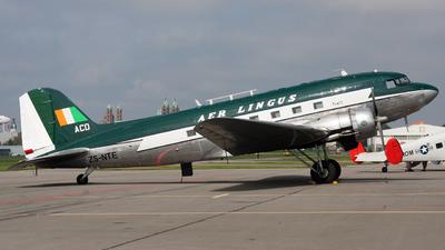 ZS-NTE - Douglas DC-3C - Springbok Classic Air