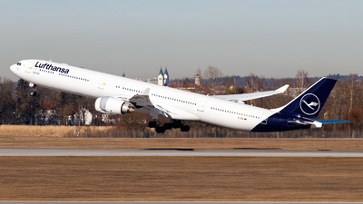 D-AIHI - Airbus A340-642 - Lufthansa