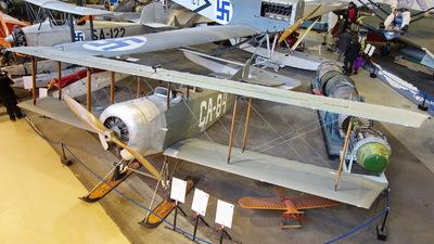 CA-84 - Caudron C-60 - Finland - Air Force