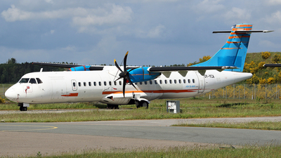 OY-YCA - ATR 72-212A(500) - Nordic Aviation Capital (NAC)