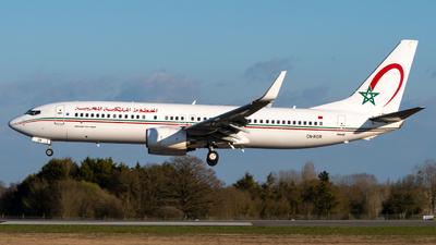 A picture of CNROR - Boeing 7378B6 - Royal Air Maroc - © Alexandre Raineau