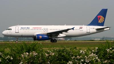 SU-GBA - Airbus A320-231 - EgyptAir