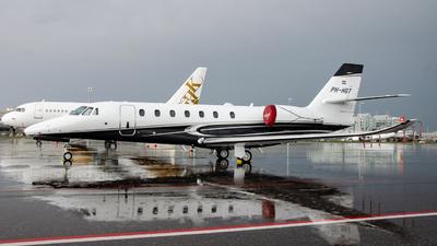 PH-HGT - Cessna 680 Citation Sovereign Plus - JetNetherlands
