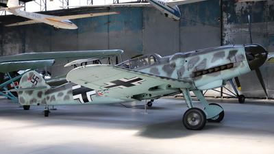 163306 - Messerschmitt Bf 109G-6 - Germany - Air Force
