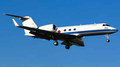 85-3253 - Gulfstream U-4 - Japan - Air Self Defence Force (JASDF)