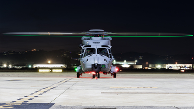MM81627 - NH Industries MH-90A - Italy - Navy