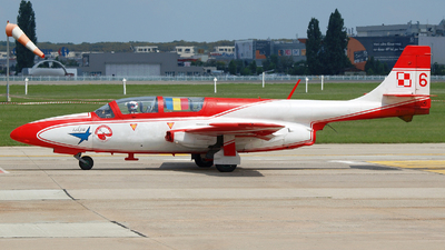 2006 - PZL-Mielec TS-11 Iskra - Poland - Air Force