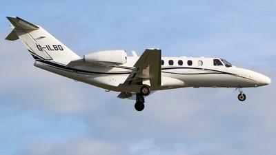 A picture of GILBG - Cessna 525A CitationJet Cj2+ - Catreus - © Jamie PD