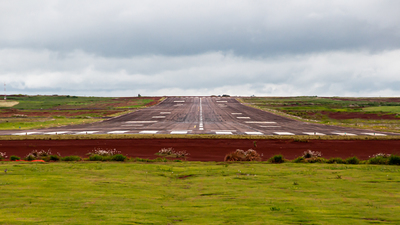SBCA - Airport - Runway