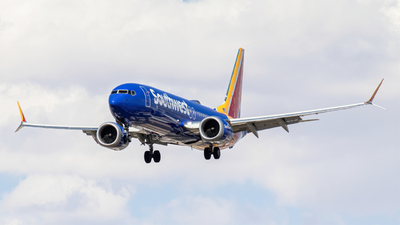 N8701Q - Boeing 737-8 MAX - Southwest Airlines