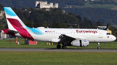 A picture of OELYX - Airbus A319132 - Eurowings - © ms spot