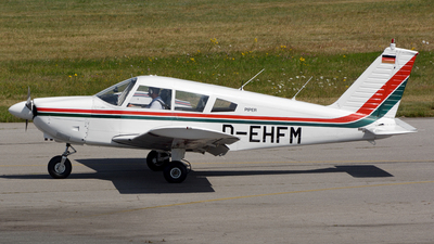D-EHFM - Piper PA-28-180 Cherokee E - Private