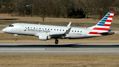 N243NN - Embraer 170-200LR - American Eagle (Envoy Air)