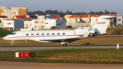 N511DB - Gulfstream G650 - Private