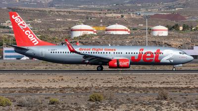 A picture of GGDFY - Boeing 73786Q - Jet2 - © Stefan Kronqvist