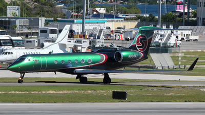 N888XY - Gulfstream G-V - Private