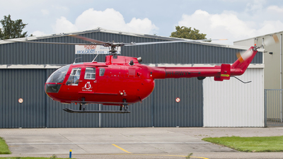 A picture of PHRWY - MBB Bo 105 - [S.34/912] - © Patrick Weis