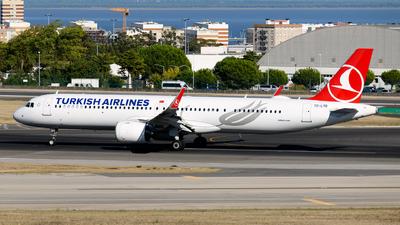 TC-LTD - Airbus A321-271NX - Turkish Airlines