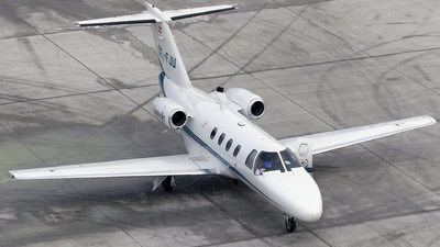 OE-FJU - Cessna 525 CitationJet 1 - JetAlliance