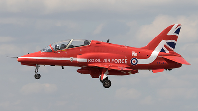XX245 - British Aerospace Hawk T.1A - United Kingdom - Royal Air Force (RAF)