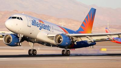 N313NV - Airbus A319-111 - Allegiant Air