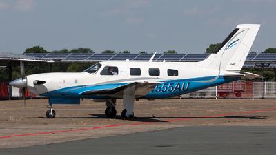 N555AU - Piper PA-46-500TP Malibu Meridian - Private