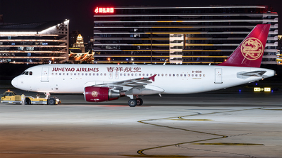 B-6618 - Airbus A320-214 - Juneyao Airlines