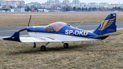 SP-DKD - Aero AT-3 R100 - Goldwings Flight Academy