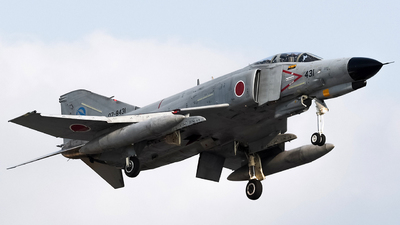 07-8431 - McDonnell Douglas F-4EJ Kai - Japan - Air Self Defence Force (JASDF)