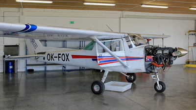 OK-FOX - Cessna 152 II - Private
