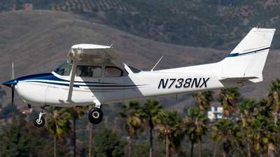 N738NX - Cessna 172N Skyhawk - Private