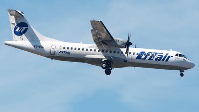 VQ-BLD - ATR 72-212A(500) - UTair Aviation