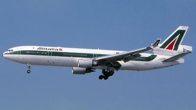 I-DUPO - McDonnell Douglas MD-11C - Alitalia