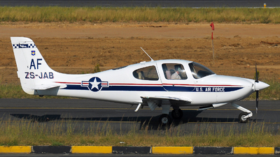 ZS-JAB - Cirrus SR20-G2 - Private
