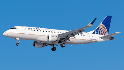 N86324 - Embraer 170-200LR - United Express (Mesa Airlines)