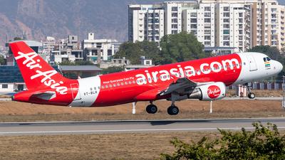 VT-BLR - Airbus A320-214 - AirAsia India