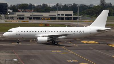 F-WXAV - Airbus A320-214 - Untitled