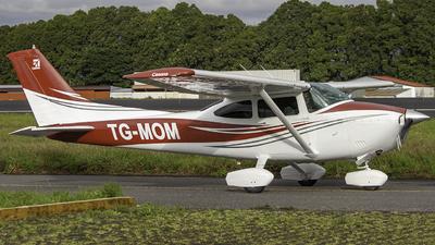 TG-MOM - Cessna 182Q Skylane - Private