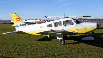 HB-PNM - Piper PA-28-161 Warrior II - Flugschule Basel