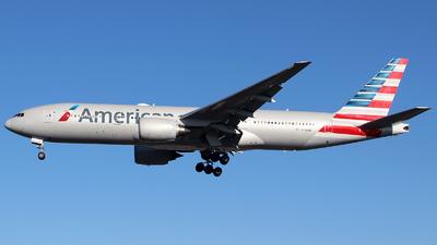 N778AN - Boeing 777-223(ER) - American Airlines